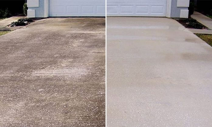 chino driveway cleaning