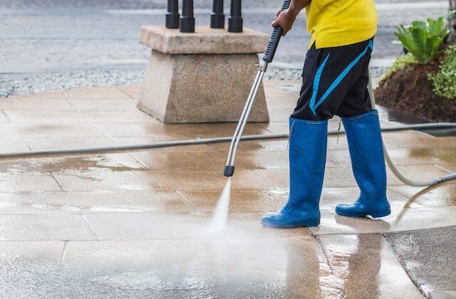 commercial cleaning chino
